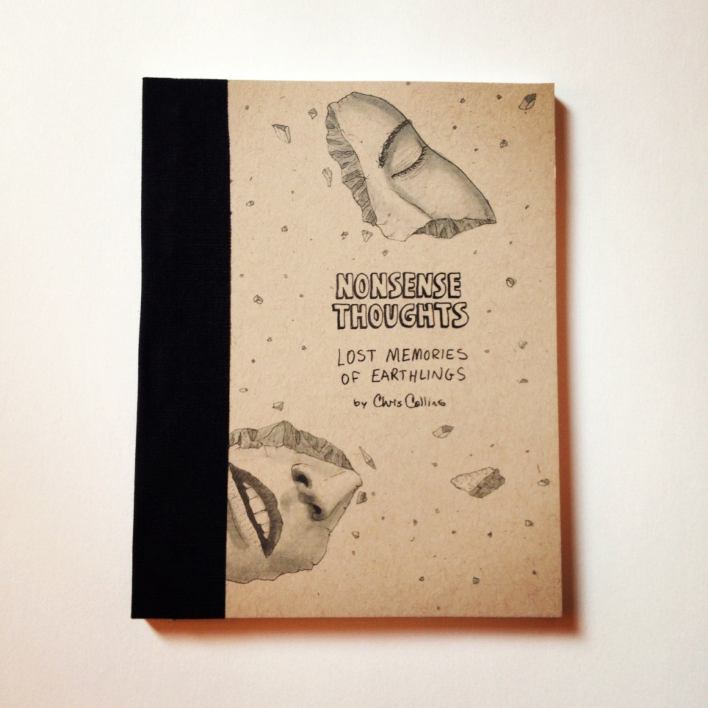 Lost Memories of Earthlings, Handmade Anthology of Comics and Art