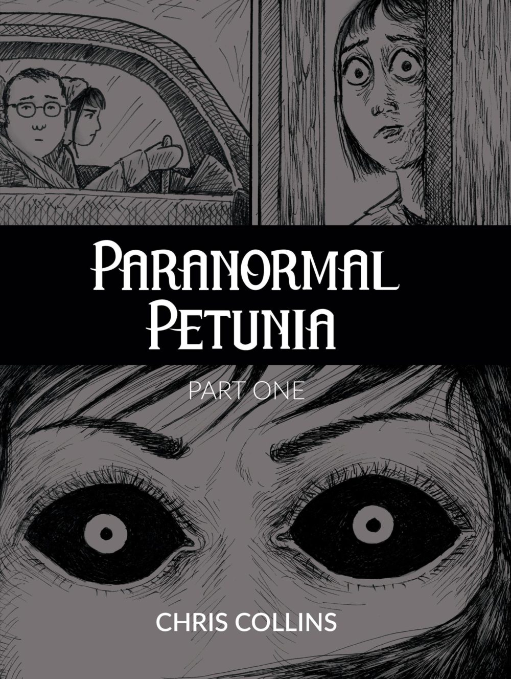 Paranormal Petunia - Part One