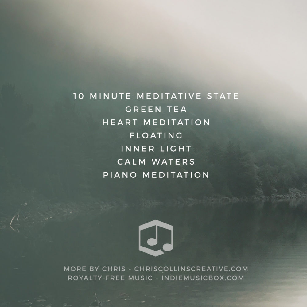 RELAX - Meditation Music CD