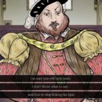 Hampton Court - Visual Novel Video Game